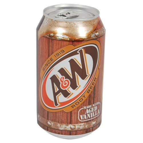 A W Root Beer 12oz Can Diversion Safes Root Beer Beer A W Root Beer Can