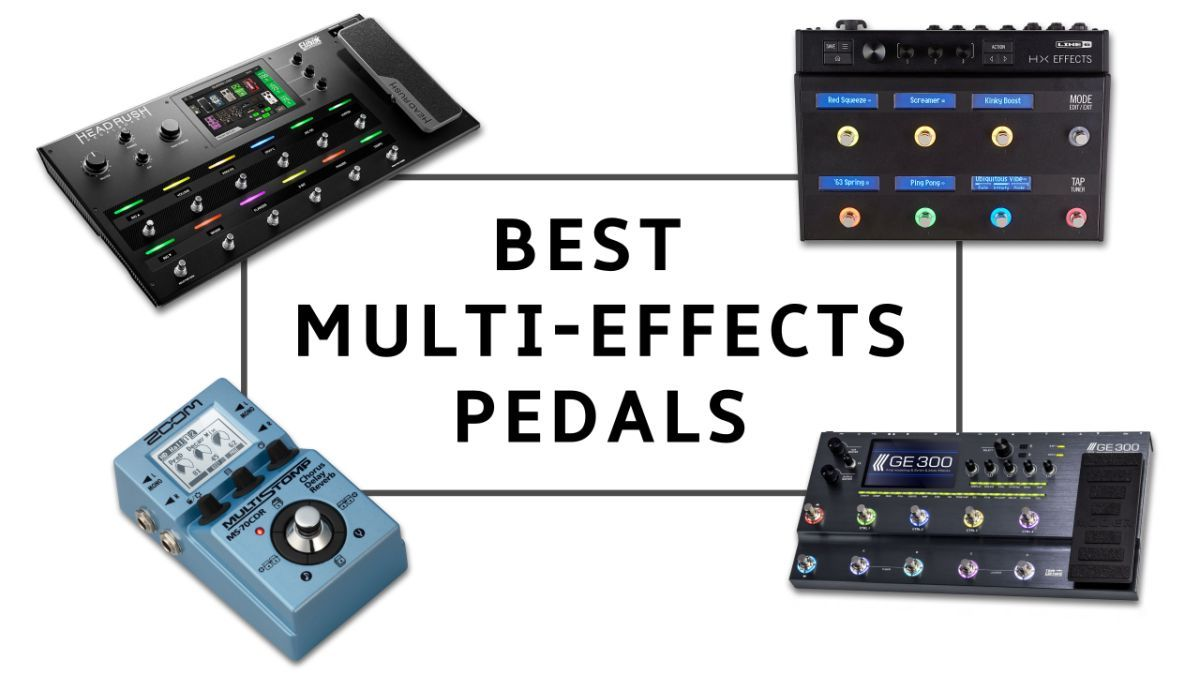 8 Best Multi Effects Pedals For Guitarists 2020 Top Do It All Guitar Effects Units In 2020 Effects Pedals Guitar Multi Effects Pedalboard Setup
