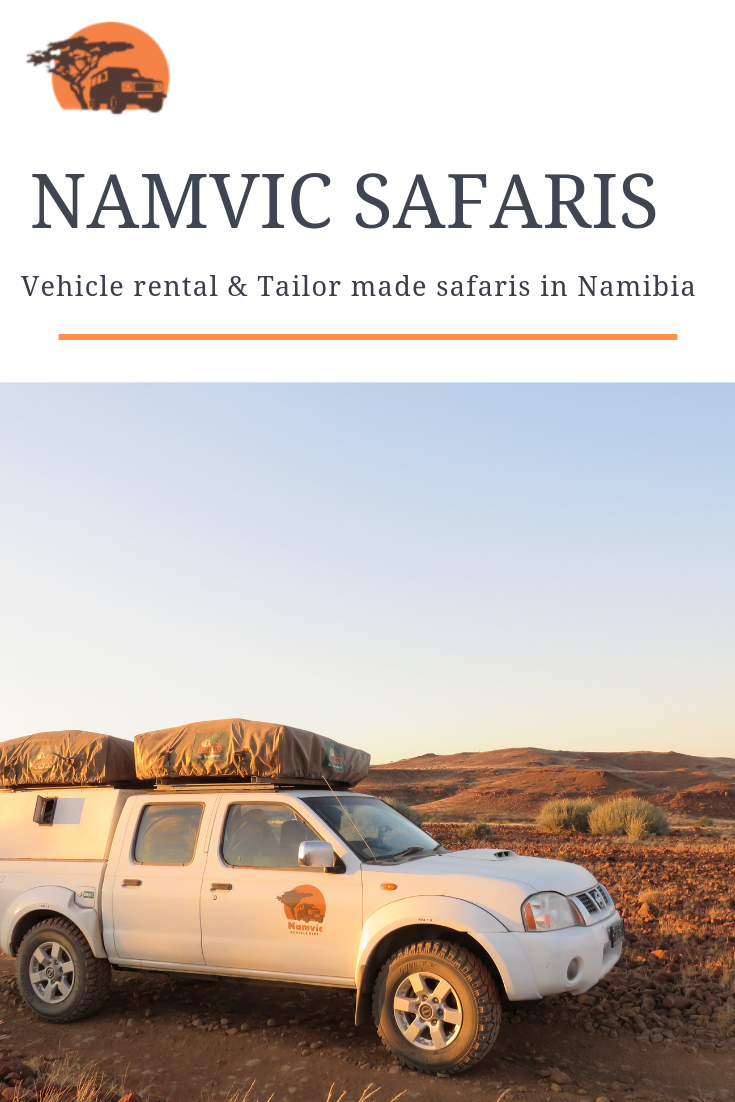 Rent Your 4x4 With Roof Top Tent And Camping Equipment In Namibia South Africa Botswana And Angola With Namvic Camping Tours Namibia Car Hire