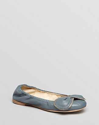 See by Chloé Ballet Flats - Clara   Bloomingdale's