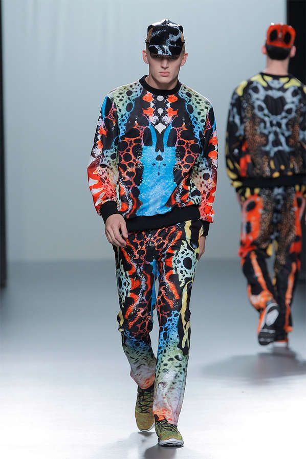 31 Flamboyant Jacket Designs - From Devious Graphic Feline Jackets to Haute Eskimo Couture (TOPLIST)