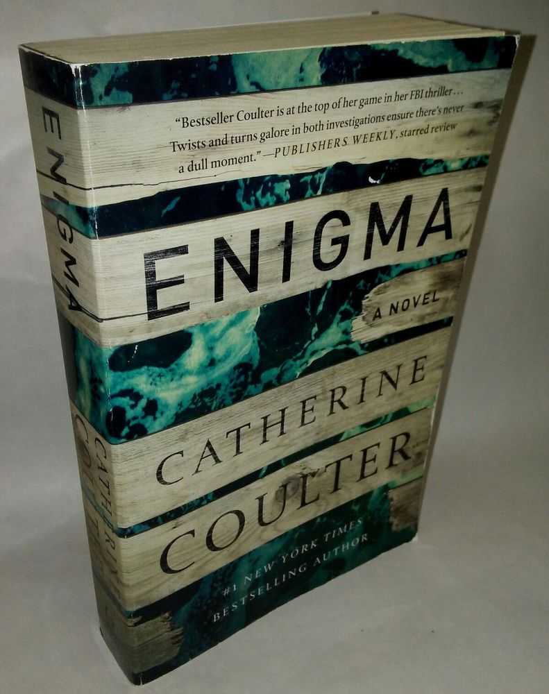 Catherine Coulter Libros An Fbi Thriller Enigma 21 By Catherine Coulter 2018 Paperback