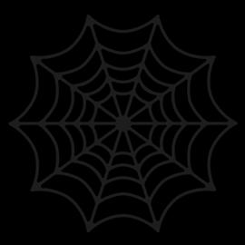 Free SVG File – 09.29.13 – Spiderweb | CRAFTY - SVG Files I must GET ...