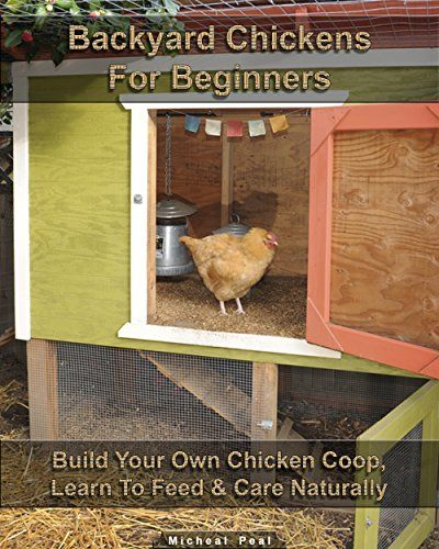 Backyard Chickens For Beginners: Build Your Own Chicken ...