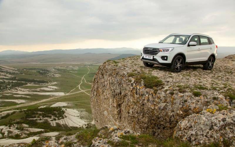 Lifan X70 Luxury 2020 In 2020 Luxury Sport Utility Vehicle Suburban