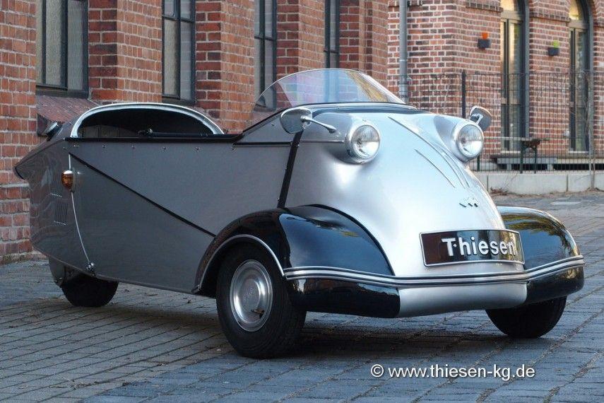 1962 Messerschmitt KR 200 \
