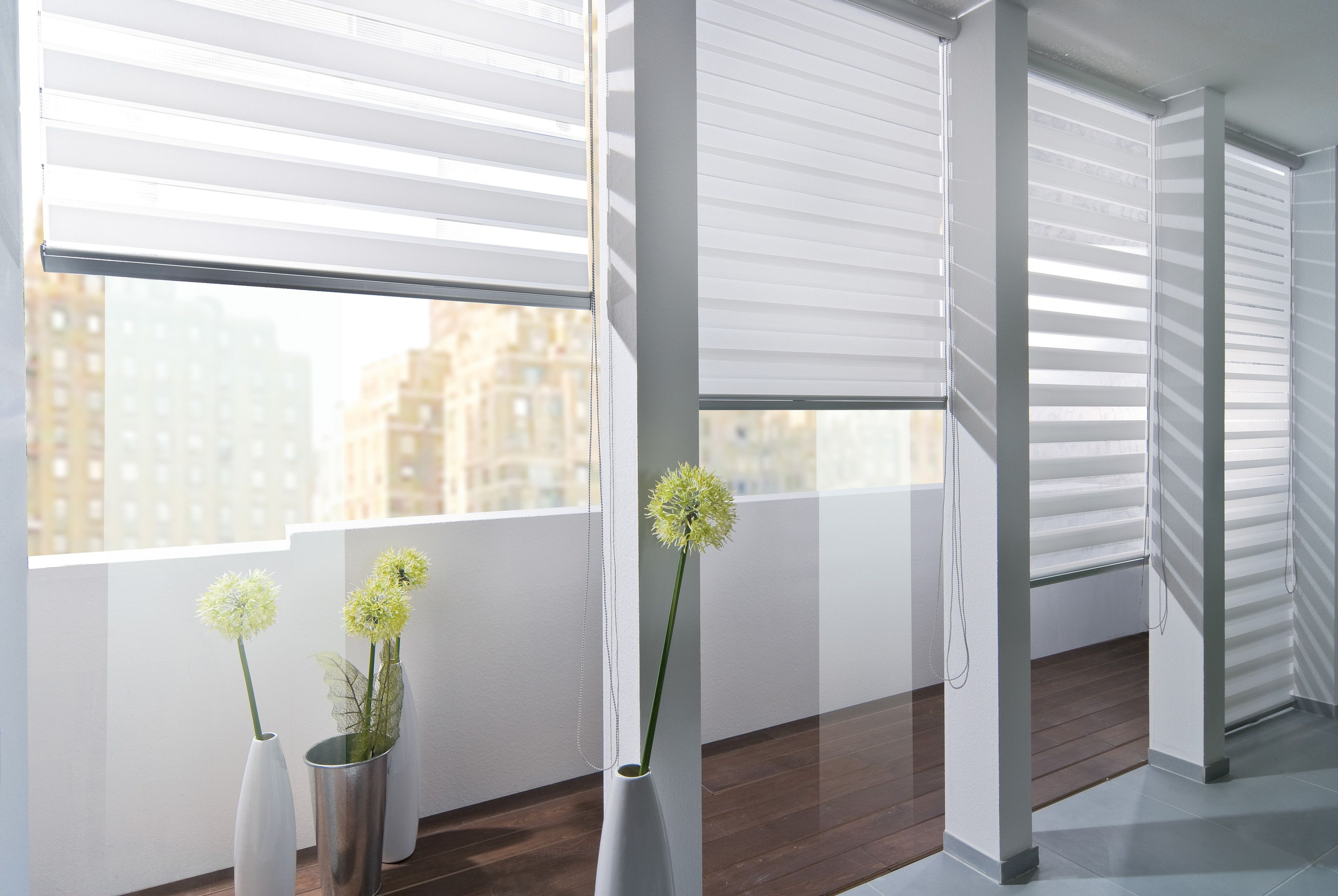 Teba Doppelrollo Teba Twinlight Rollo Windowtreatments Blinds Window Treatments