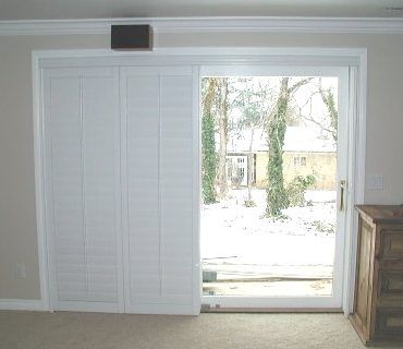 Nice Plantation Shutters For Sliding Glass Doors   Google Search