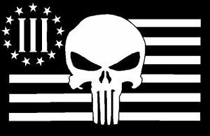 Molan labe tactical junk pinterest punisher molon labe and cricut punisher skull on iii percenter flag publicscrutiny Gallery