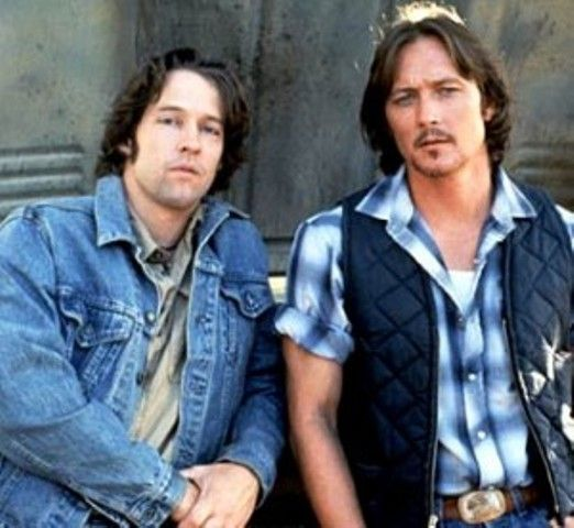 Robert Patrick with D.B. Sweeney from Fire in the Sky | D b ...