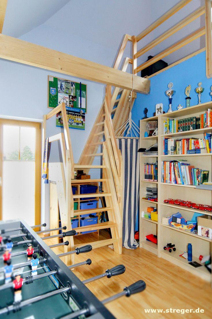 Raumspartreppe im Kinderzimmer | raumspartreppe | Pinterest ...