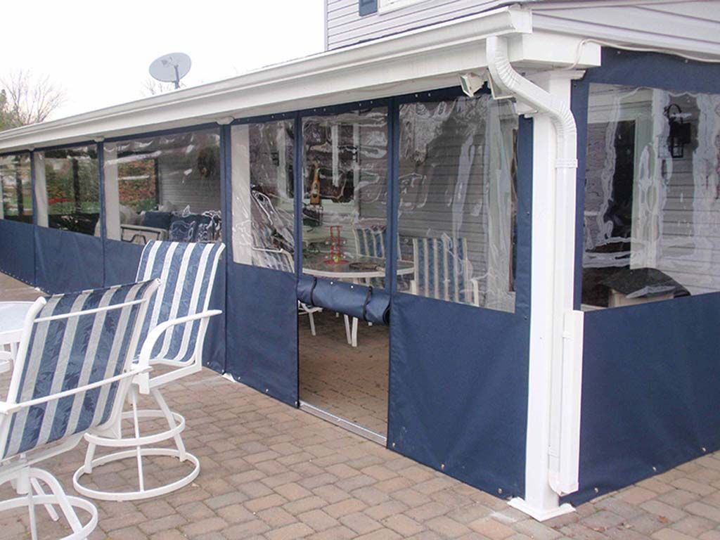 Beautiful Custom Enclosures For Your Deck, Porch, Or Patio