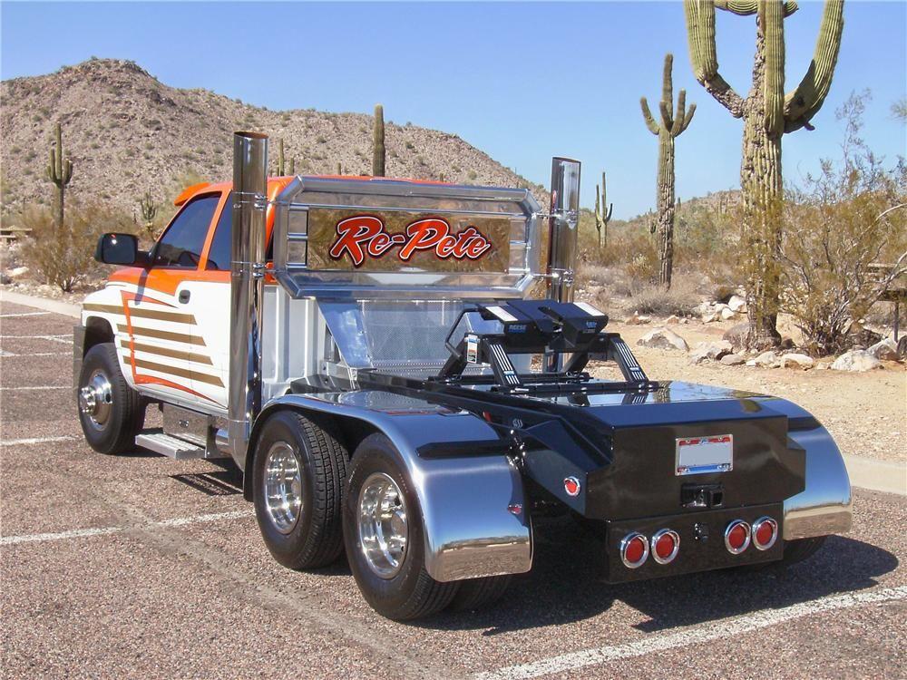 Custom Dodge Ram Trucks 1998 Dodge Ram Lot 674 Barrett Jackson Auction Company Custom Trucks Peterbilt Trucks Trucks