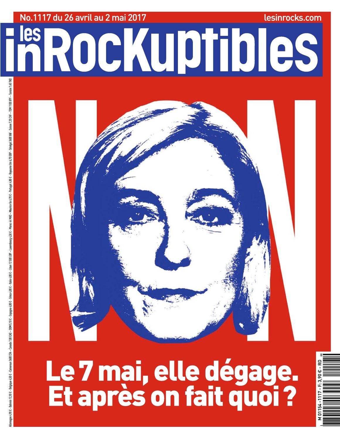 Les Inrockuptibles N° 1117 Mercredi 26 Avril 2017 26