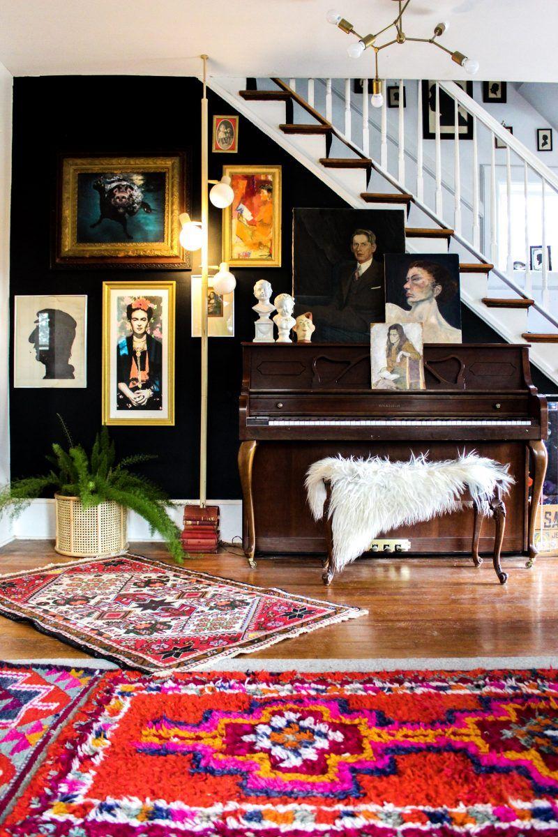 Eclectic Home Tour - Kate Pierce Vintage
