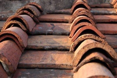 Roof Tiles From The Cathedral Santa Maria Del Fiore In Florence Roof Tiles Clay Tiles Tiles