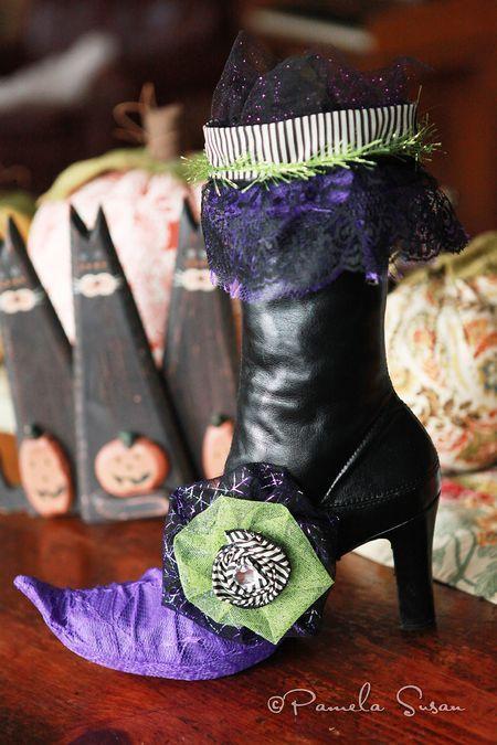 Pamela Susan Diy Halloween Witch Witch Halloween Costume Witch Costume Diy