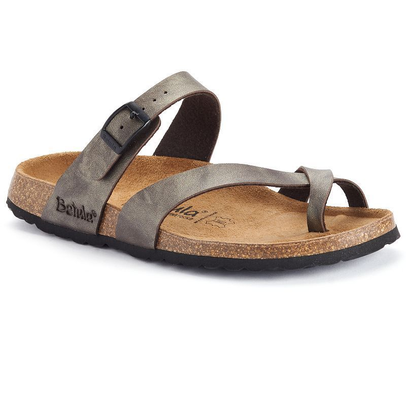 c37c0f740c3a0 Betula Licensed by Birkenstock Mia Women's Footbed Thong Sandals, Size:  medium (