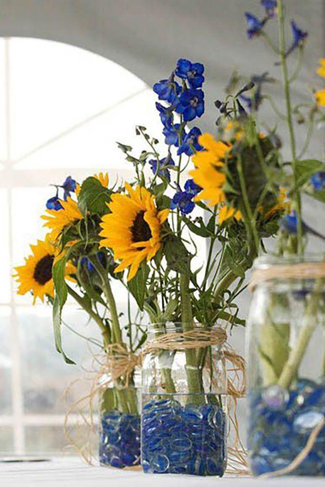 30 Sunflower Wedding Decor Ideas For You Big Day Sunflower weddings Sunflowers and Weddings