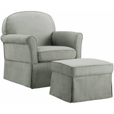 Baby Swivel Glider Chair Glider Ottoman Chair