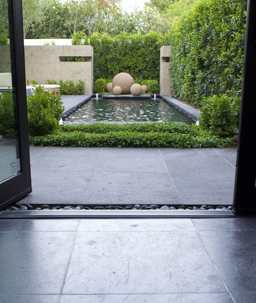 Minimalist Garden Design Ideas | Garden In Interior Design .