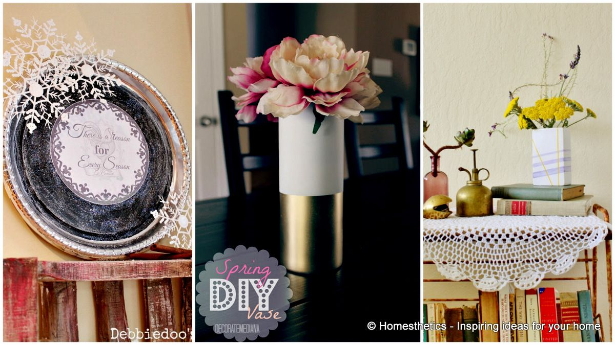 Luxurious Yet Inexpensive Dollar Store Crafts that Will Blow Your Mind -  Homesthetics - Inspiring ideas for your home.