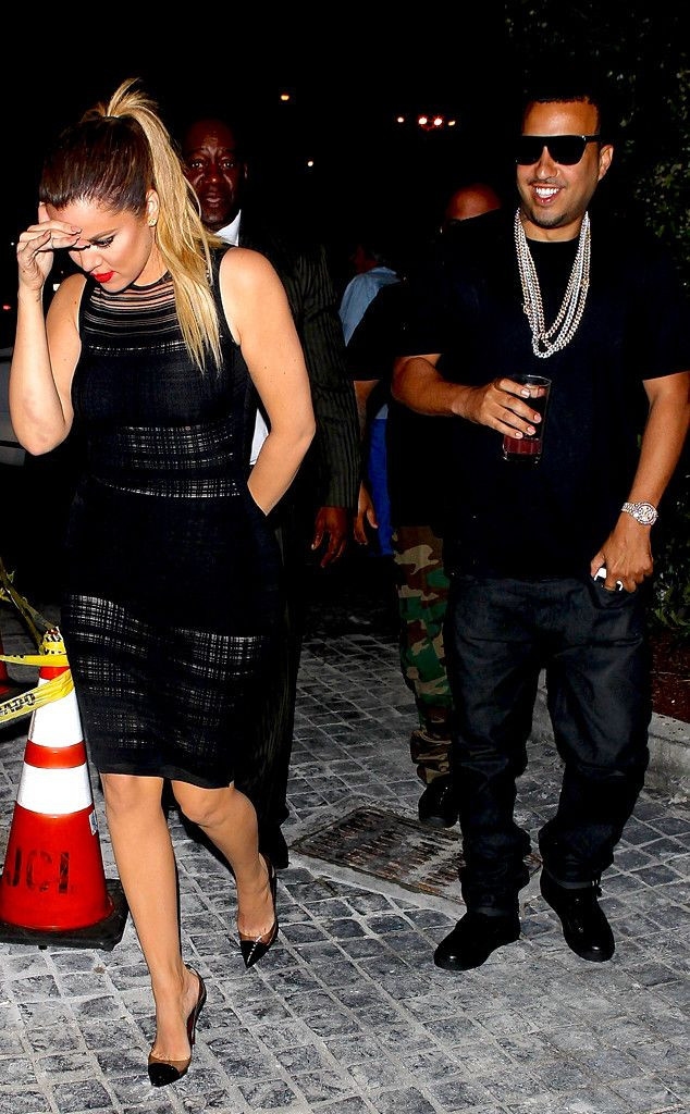 French montana dating khloe