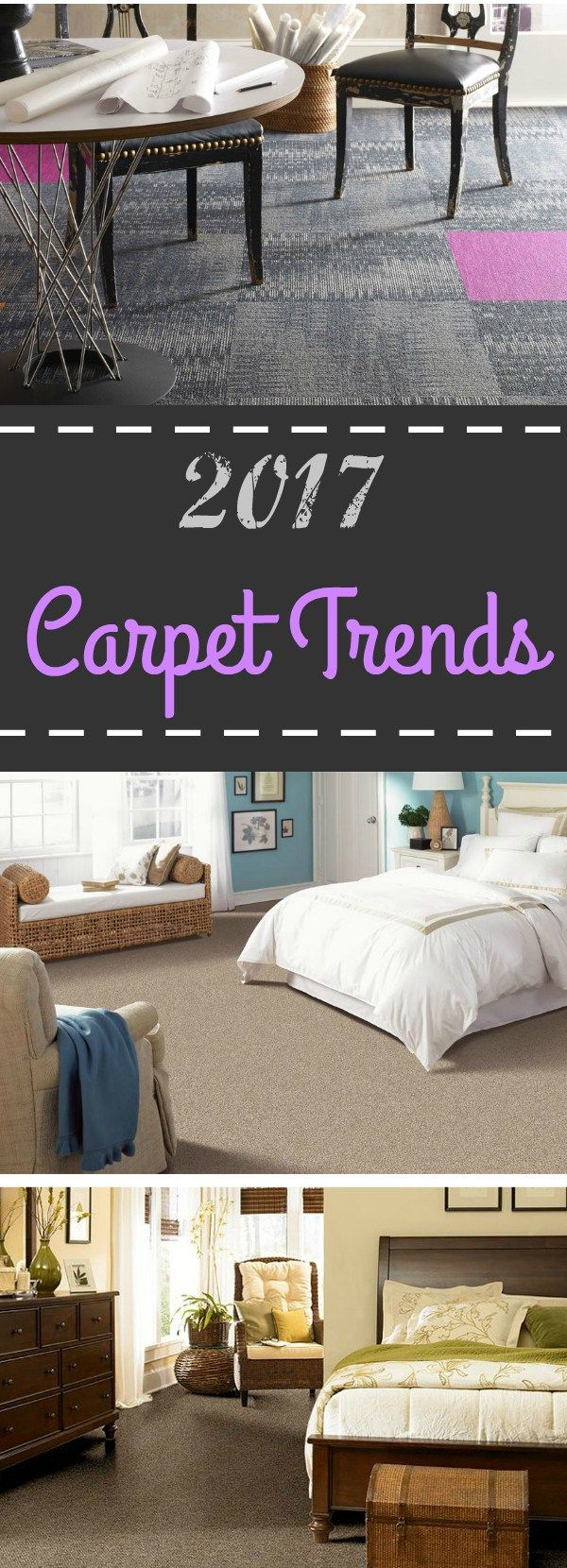 What Will Be The Biggest 2017 Bedroom Trends: 2017 Carpet Trends: 10 Ways To Stay Current