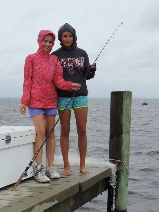 I really hated fishing