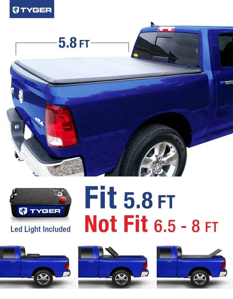 Top 10 Best Tri Fold Tonneau Covers In 2020 Topreviewproducts Best Truck Bed Covers Truck Bed Covers Tonneau Cover