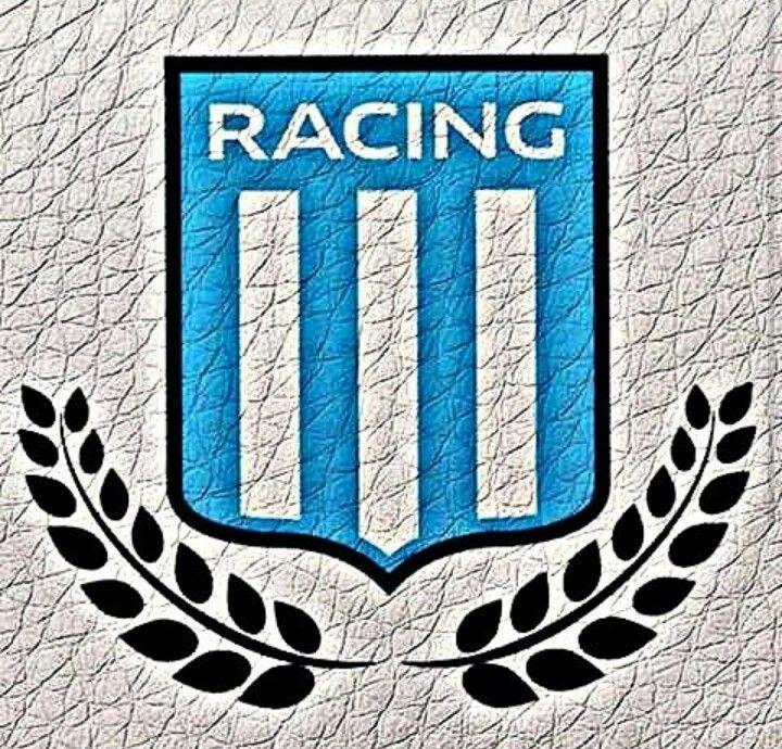 Racing Club De Avellaneda Club Atlético Racing Club Escudos De Futbol Argentino Equipo De Fútbol