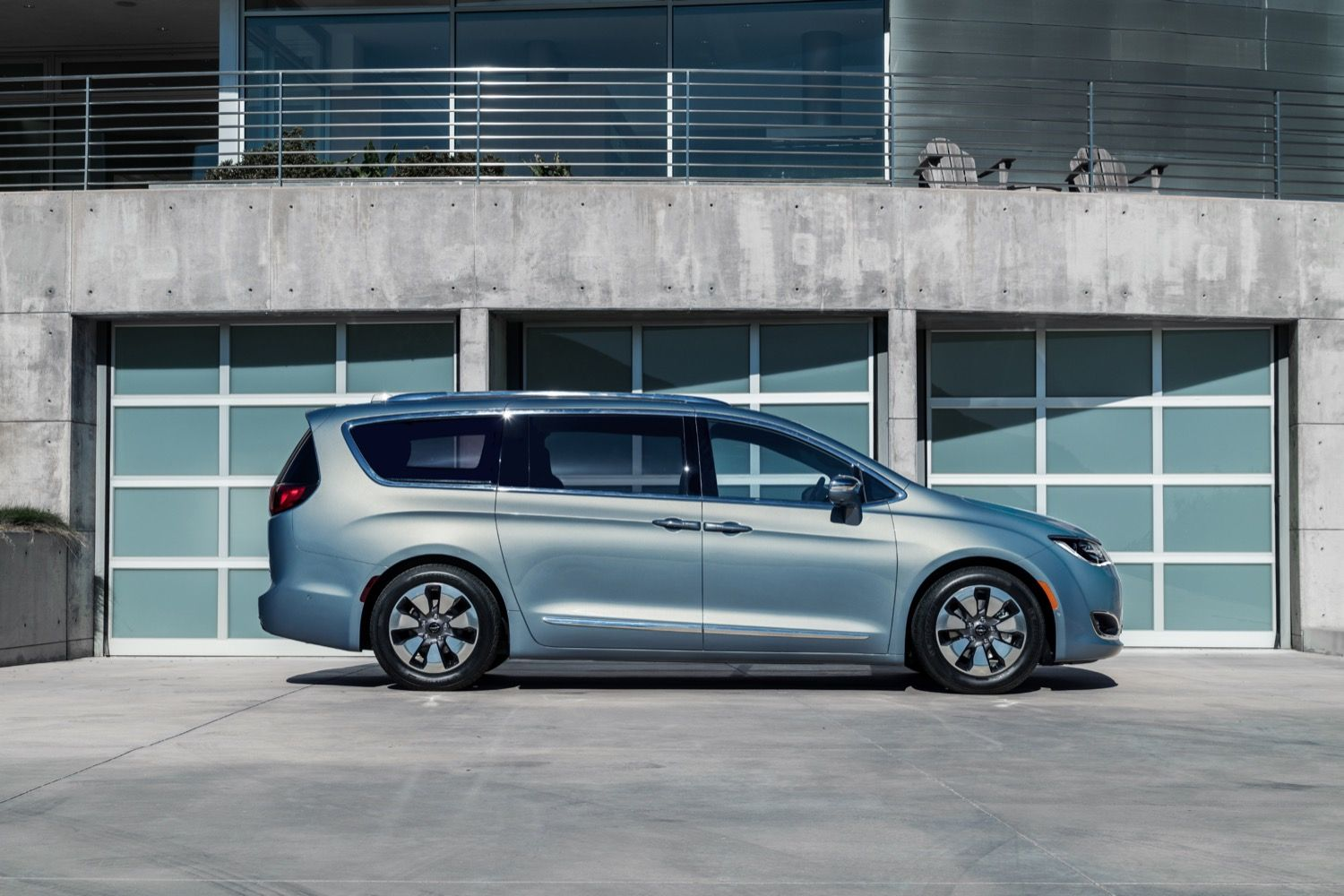 2018 Chrysler Pacifica Hybrid Release Date