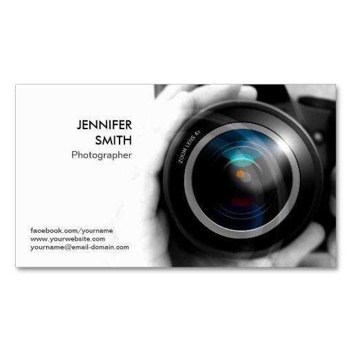 Photo Studio Visiting Card Design Free