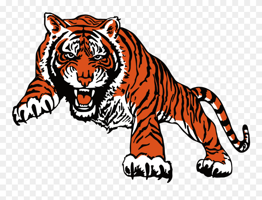 Return Home Transparent Angry Tiger Png Clipart Angry Tiger Tiger Clip Art