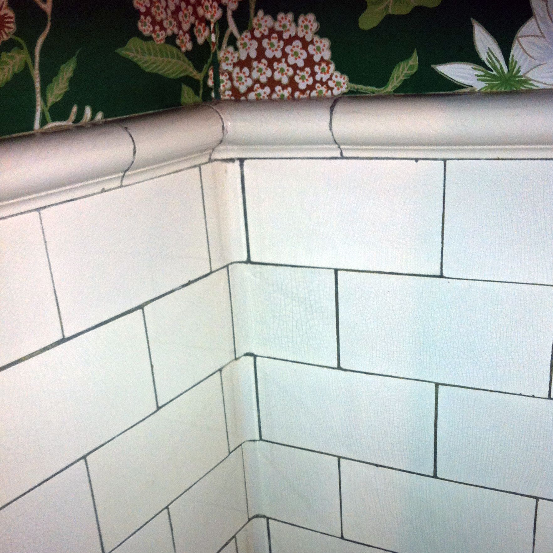 I like this curved tile for the inside corners and where the walls room i like this curved tile dailygadgetfo Gallery