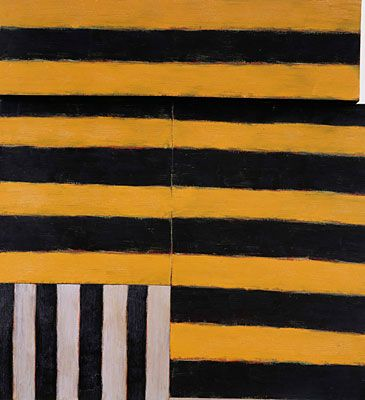 Tiger, Sean Scully