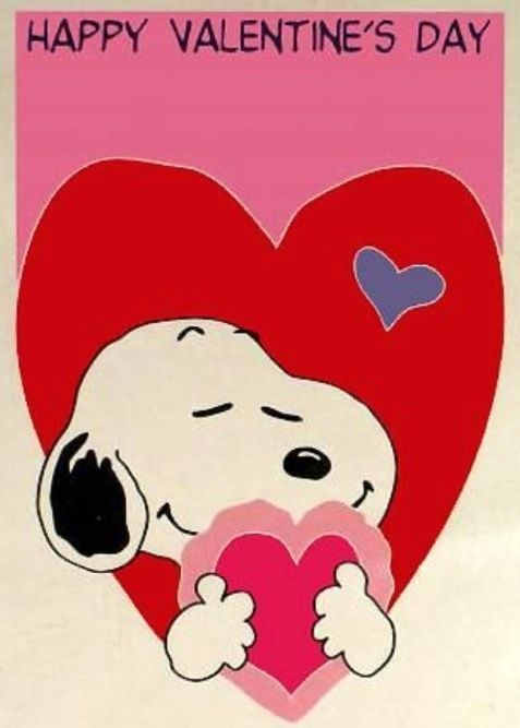 Happy Valentine S Day 3 Snoopy 3 Gif 344 332 Animated Gifs
