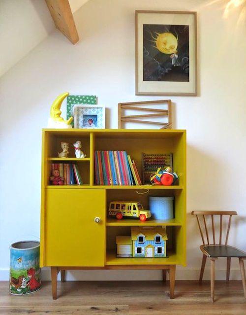 9x Gele Kast In De Kinderkamer Girls Room Meisjeskamer