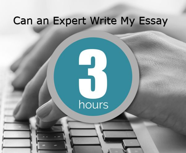Write my paper in 3 hours