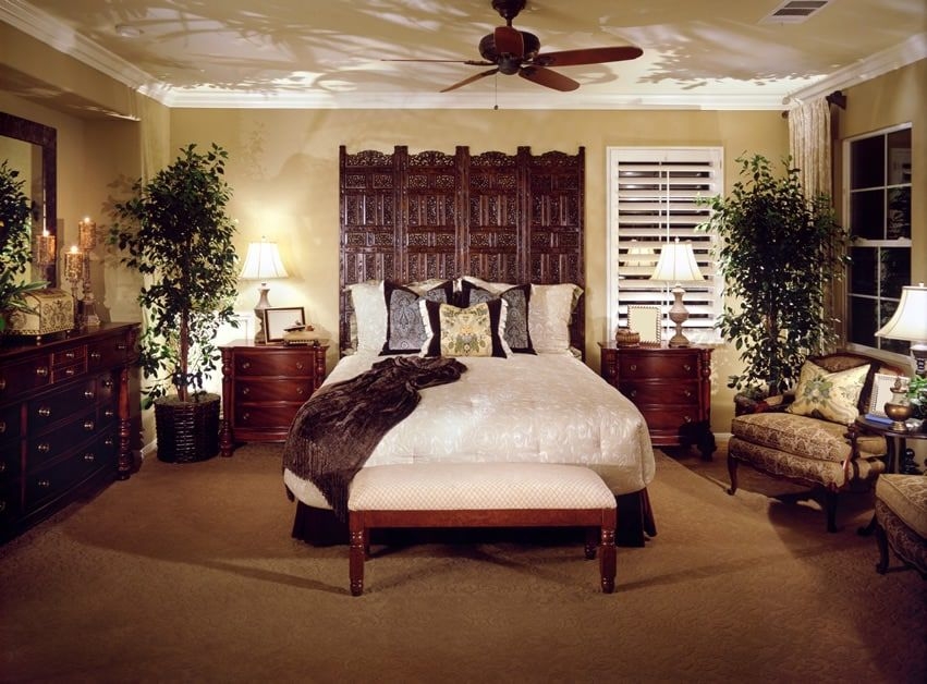 50 Luxury Designer Bedrooms (Pictures) - Designing Idea brown bedrooms carpet bedroom bedding luxury