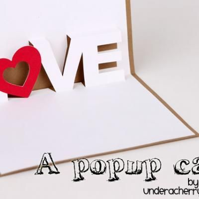 Love Pop Up Card Homemade Pop Up Cards Pop Up Card Templates Pop Up Valentine Cards Pop Up Cards