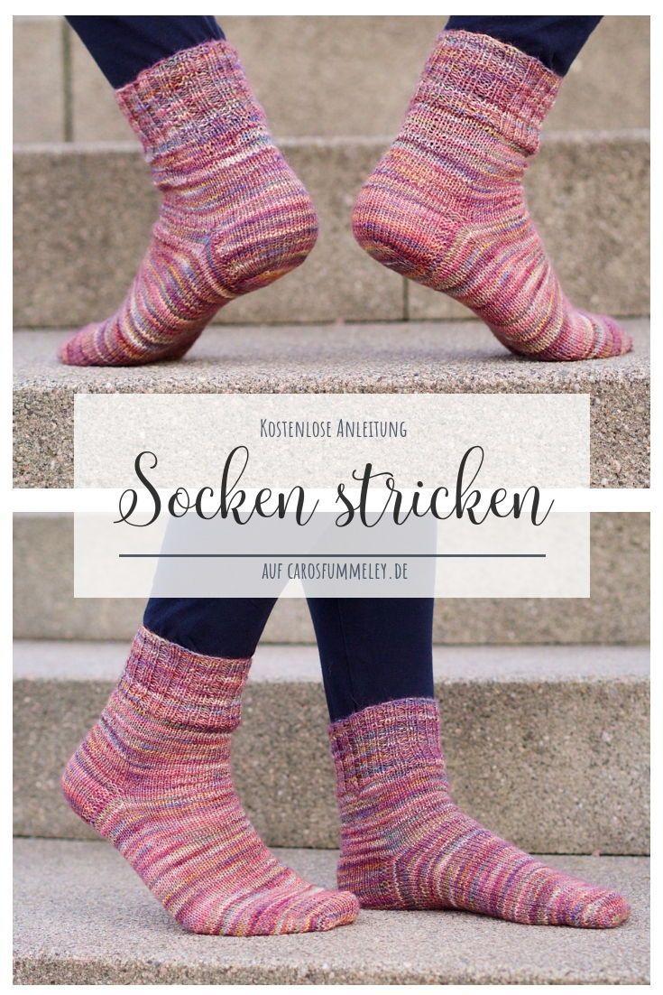 Photo of Stino Socken stricken – Kostenlose Anleitung – Caros Fummeley