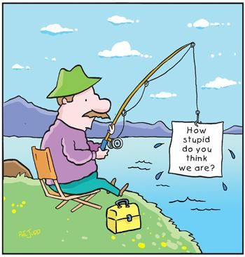 Image result for funny fishing cartoons