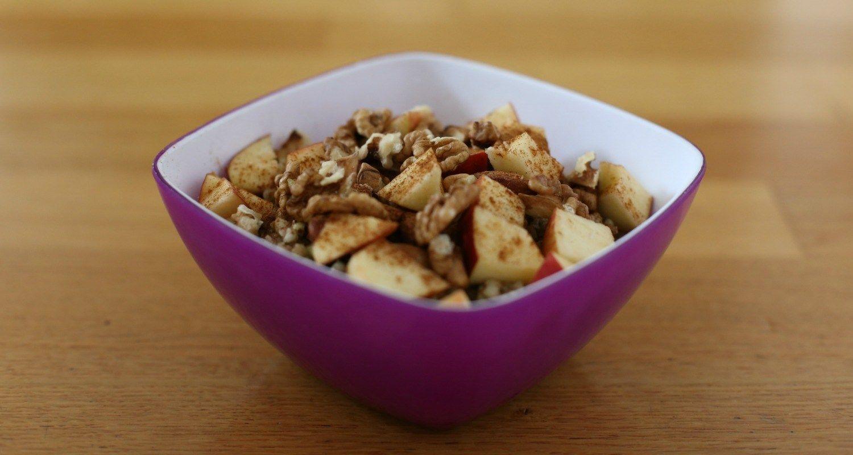 Gesunde Ernahrung 5 Veranderungen Mit Grosser Wirkung Glutenfreies Fruhstuck Fruhstuck Ohne Zucker Fruhstuck