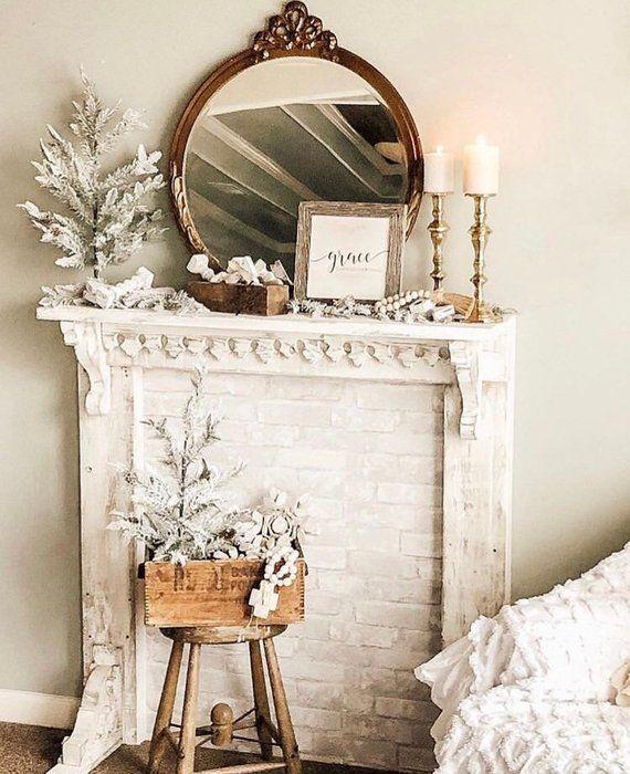 Corbel Mantel Kit Home Decor Interior Decorating
