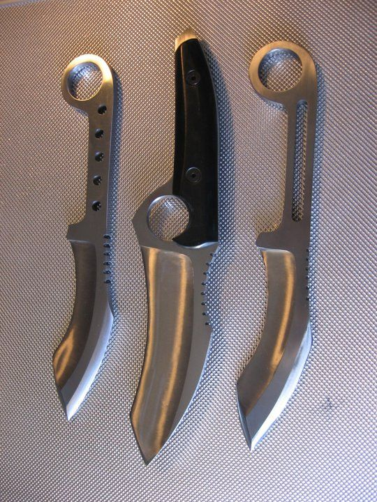 A good defensive edged weapon is worth its weight in gold