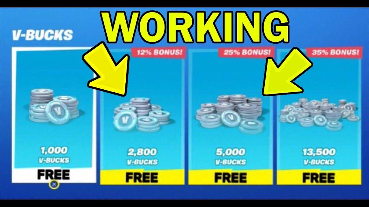 Fortnite Free V Bucks Generator Fortnite Xbox Pc Bucks