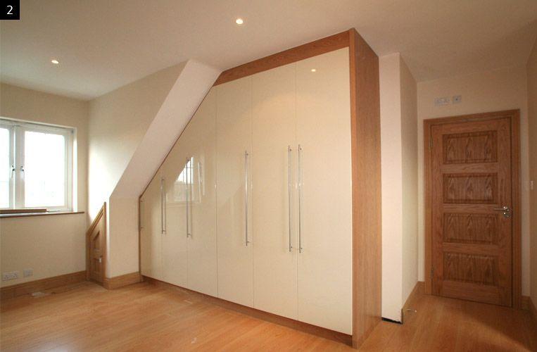 Attic Wardrobe Designs For Bedroom Căutare Google Dulap - Bedroom with dormers design ideas