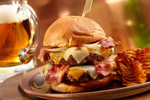 Ultimate Cheeseburger | Recipe | Bacon, Cheeseburgers and Recipe
