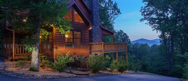 ridge your sale cabins in for mountain cosy blue north log georgia of homes